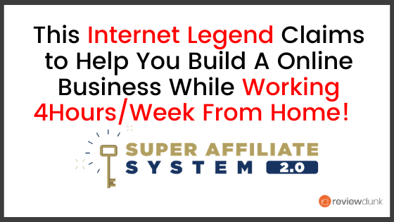 How Super Affiliate Program Can Make You A Millionaire While Working From Home