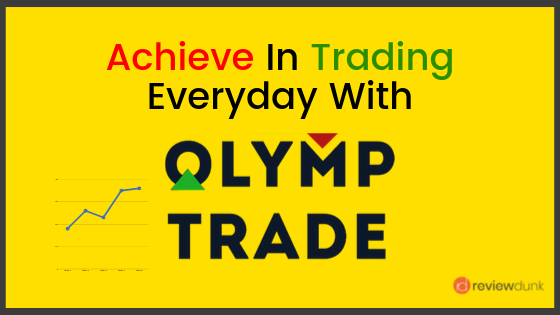 Using Olymp Trade To Make Money Even In Quarantine!