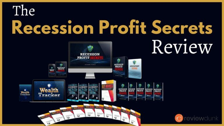 Recession Profit Secrets Review: Absurd or Legit