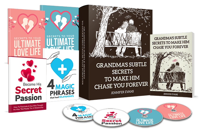 Grandmas Subtle Secrets- This Secret Will Make Him Chase You Forever!