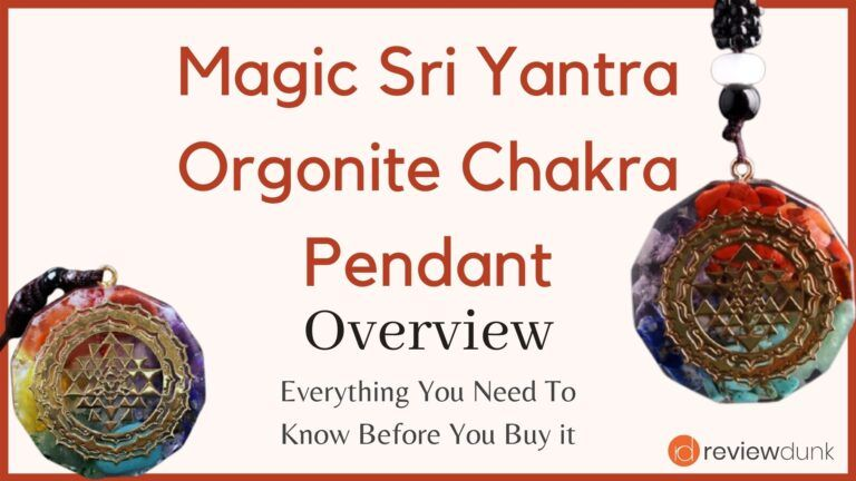 This Magic Sri Yantra Orgonite Chakra Pendant Can Change Your Life For The Better?