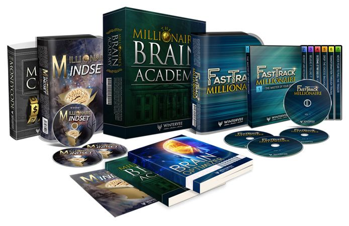 Millionaires Brain Academy – 7 Days to Become a Millionaire?