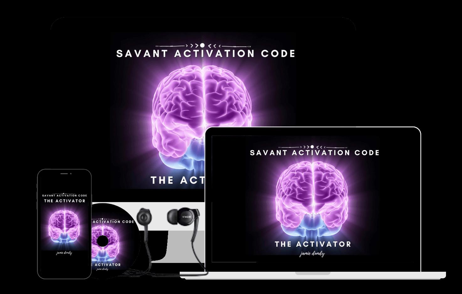 The Savant Activation Program Bundle