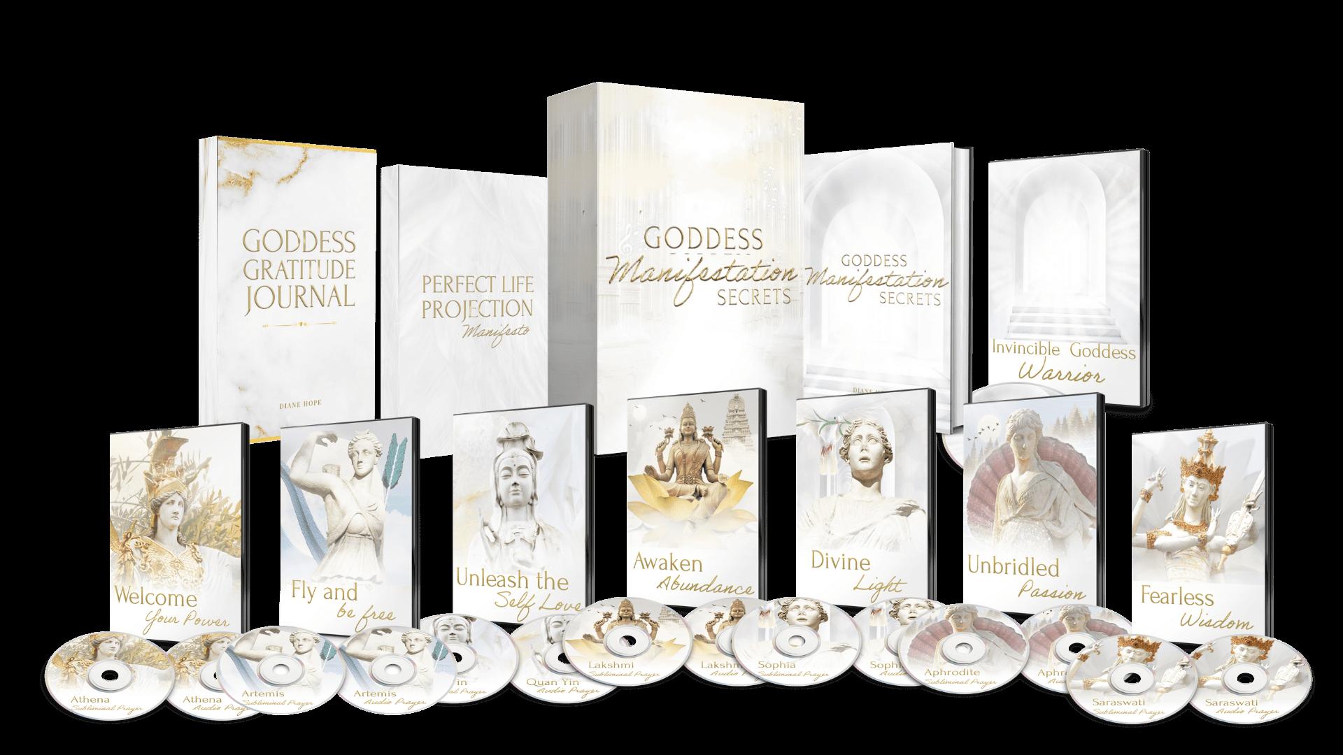 Goddess manifestation secrets